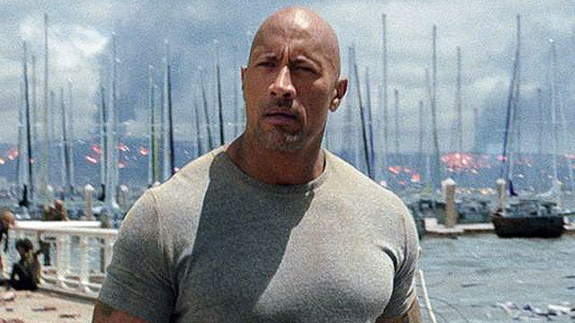 Dwayne 'The Rock' Johnson looks to shake up the box office