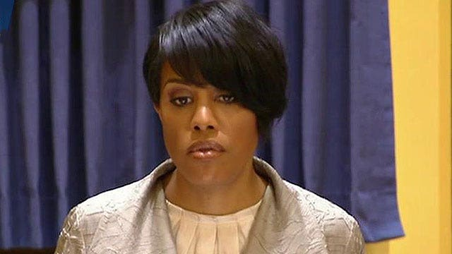 Baltimore mayor: A lot of reasons for surge in violence