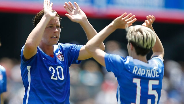 US squad faces challenges in 2015 FIFA Women's World Cup