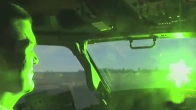 4 pilots say lasers pointed at their planes over NY