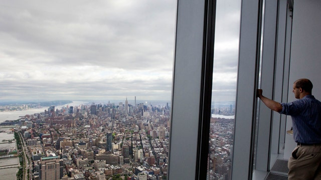 World Trade Center observatory opens