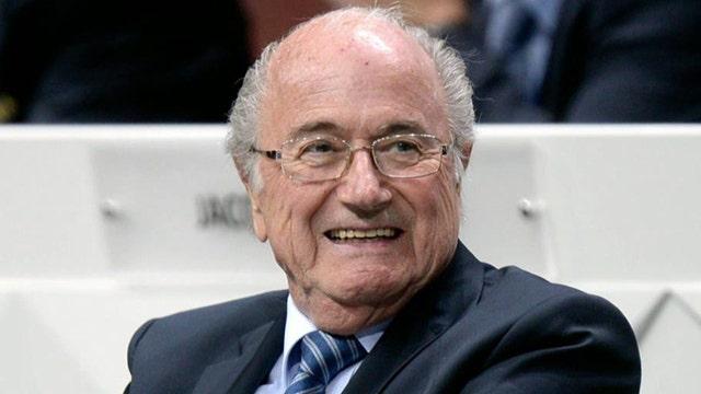 Sepp Blatter reelected as FIFA president