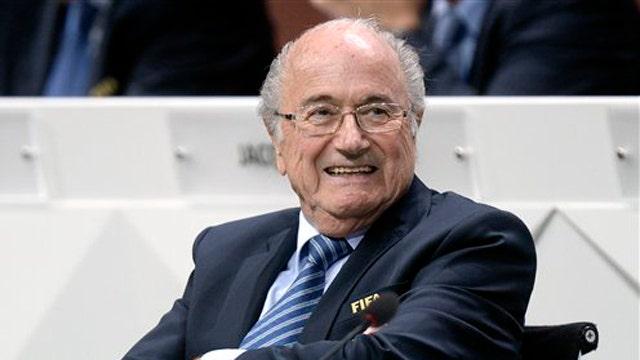 FIFA president seeks re-election despite corruption scandal