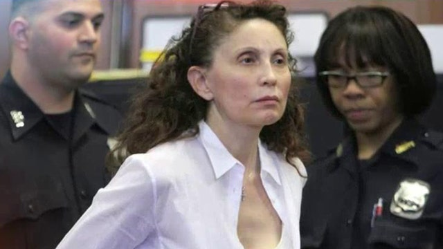 Manhattan socialite convicted of poisoning her autistic son