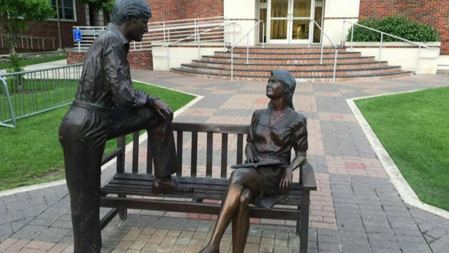 Is this statue sexist?