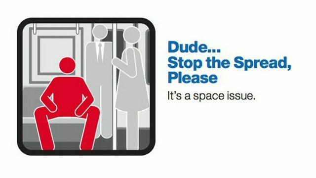 Cops arrest men for 'manspreading' on NYC subway