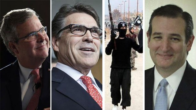 ISIS debate becomes a focal point for 2016 GOP candidates