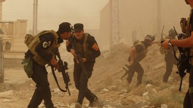 Report: US military stood by as ISIS captured Ramadi