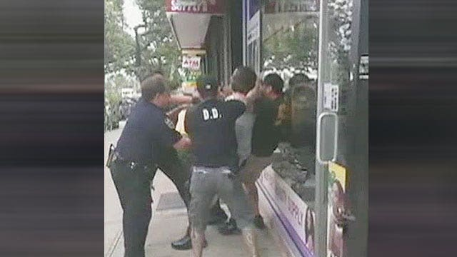 Are media too focused on cop wrongdoing?