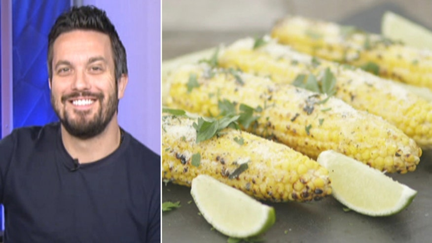 Chef Fabio Viviani shares recipes with Italian flair
