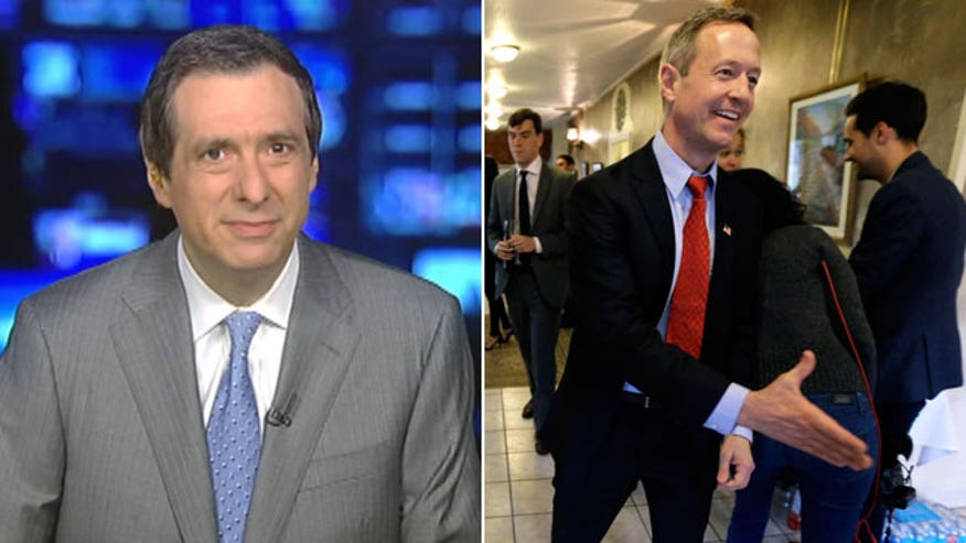 'Media Buzz' host on media coverage of Martin O'Malley's presidential run