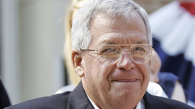 Source: Hastert paid to cover up sexual misconduct