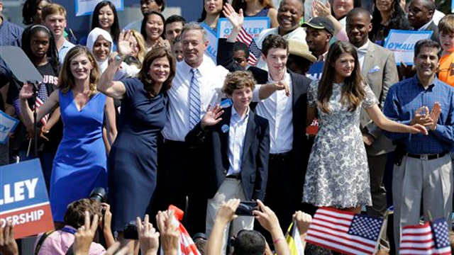 Eric Shawn reports: Does Martin O'Malley have a chance?