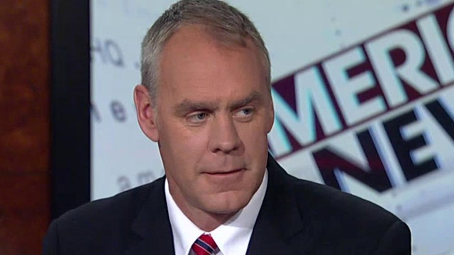 Rep. Ryan Zinke sounds off on the ISIS fight