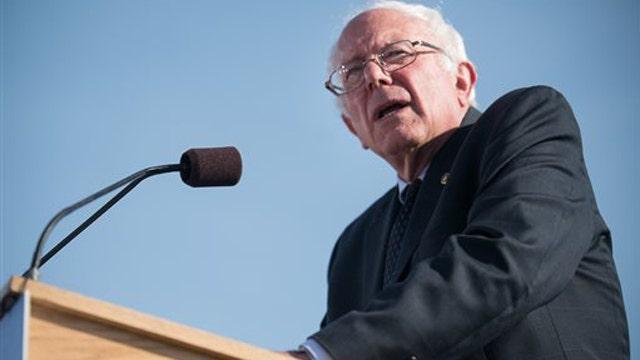 Bernie Sanders suggests return to 90% top tax rate