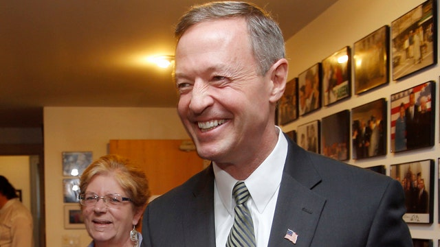 Does Martin O'Malley have a chance against Hillary?