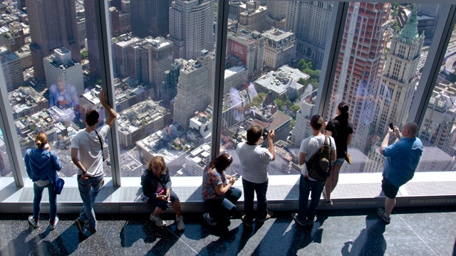 Observatory at 1 World Trade Center opens to the public