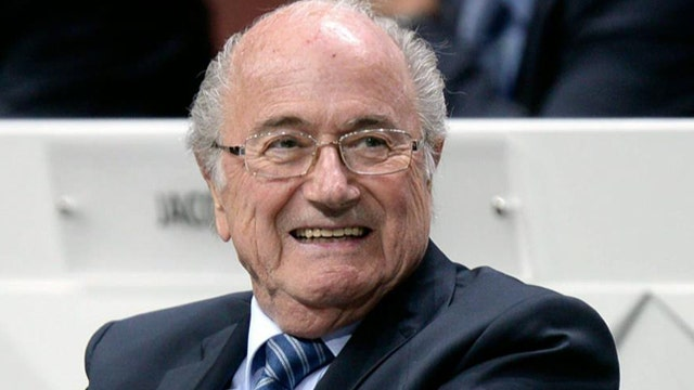 Will FIFA President be implicated in corruption probes?