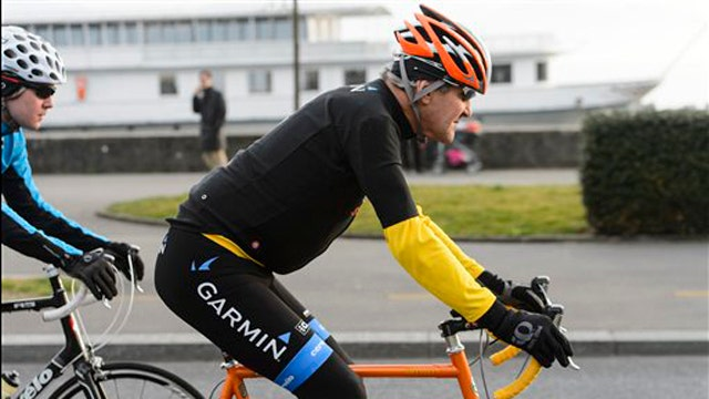 John Kerry injured in France from bike crash