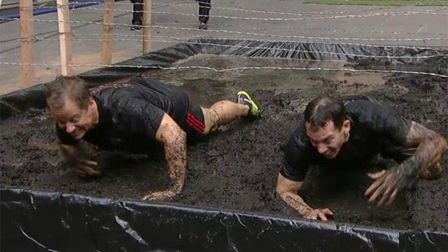Tips to train for obstacle course race