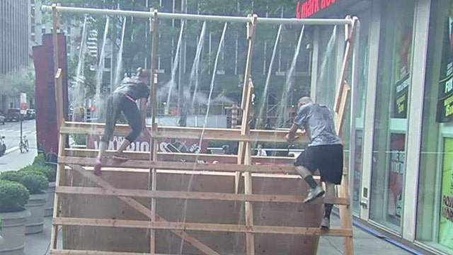 Warrior Dash: World's largest obstacle race series