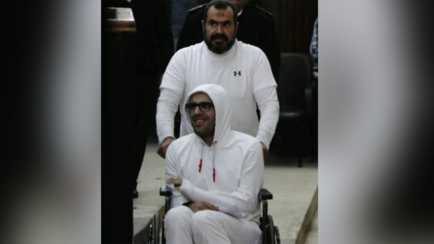 Mohamed Soltan returning to America after two years in prison