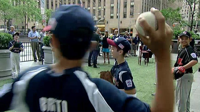 Participation in Little League baseball dropping