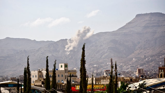 Four Americans held captive by Iran-backed rebels in Yemen