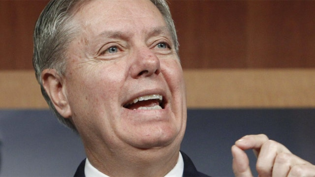 Senator Lindsey Graham to announce 2016 presidential run