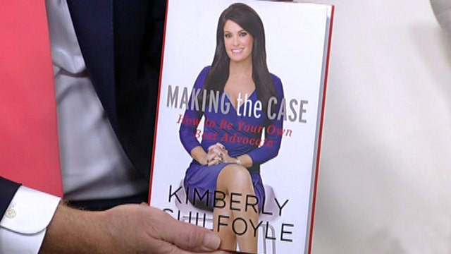 After the Show Show: Kimberly's new book