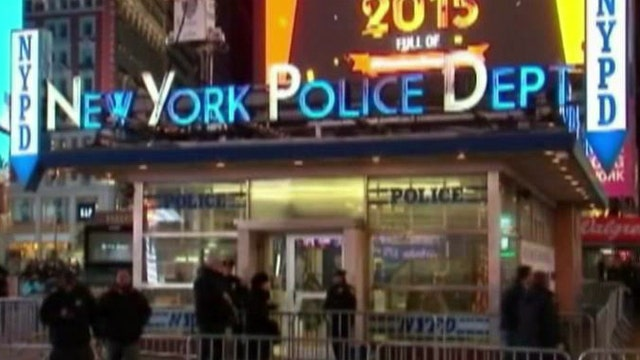 Crackdown on police causing spike in crime?