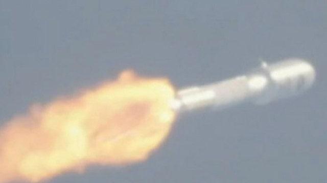 Satellite-watchers catch glimpse of secret X-37B space plane