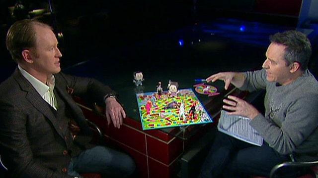 Greg Gutfeld plays Candy Land with Rob O'Neill