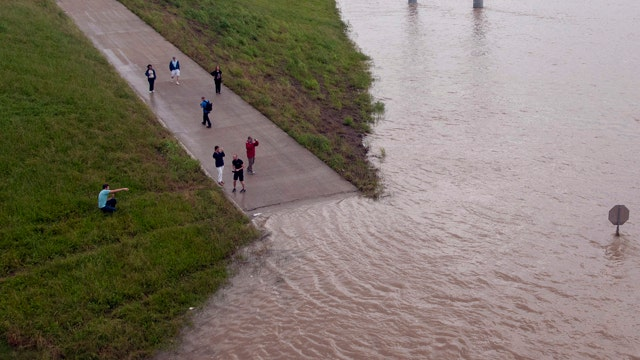 Floodwaters receding in Texas, revealing widespread damage