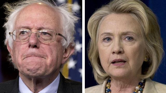 Bernie Sanders ups pressure on Hillary Clinton