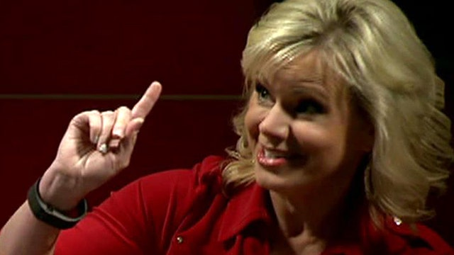 Why Did Gretchen Carlson get bleeped during Gutfeld's show?