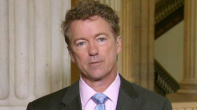 Rand Paul fires back at critics amid Patriot Act fight
