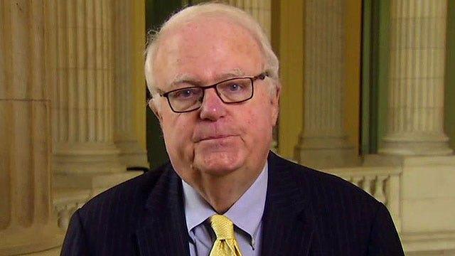 Jim Sensenbrenner weighs in on Patriot Act argument