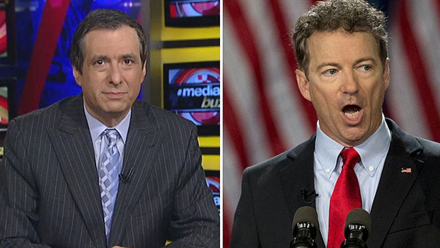 'Media Buzz' host on Republicans becoming ticked at Rand Paul's stance against NSA surveillance programs