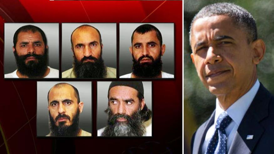Charles Krauthammer weighs in on ISIS and the Taliban five