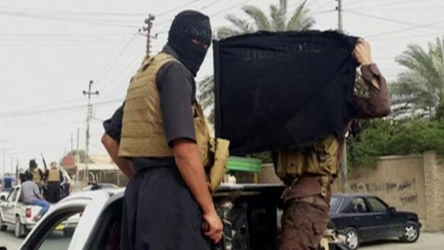 ISIS captures 2,300 US Humvees from Iraqi forces