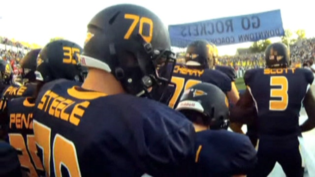 Group wants to ban pre-game prayer at Univ. of Toledo