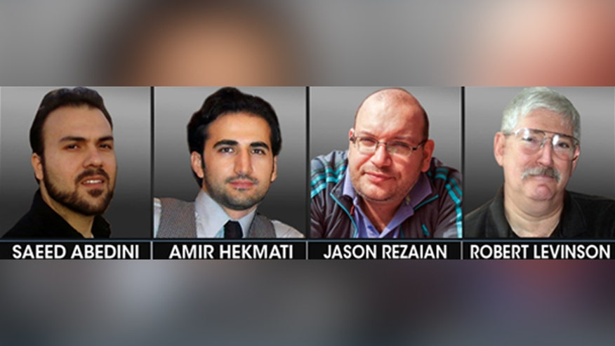 David Mercer and Amos Snead discuss Americans jailed in Iran amid nuclear talks with Tehran