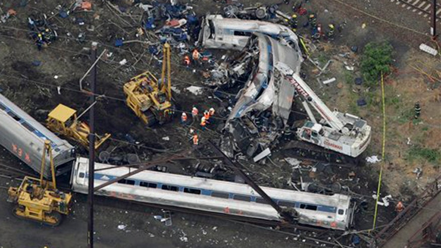 Top official points to 'human factor' after release of preliminary report on deadly derailment