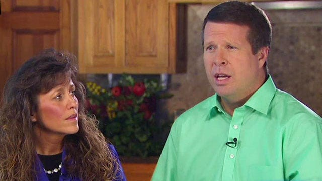 Exclusive: The Duggars open up about molestation allegations