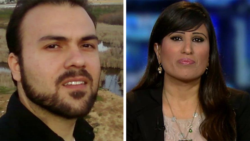 Naghmeh Abedini testifies in effort to secure husband's release