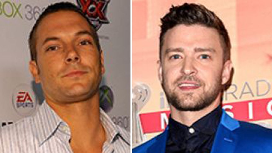 Kevin Federline reveals he and Justin Timberlake hang out