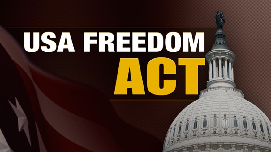 Judge Andrew Napolitano explains the difference between The Patriot Act and The Freedom Act