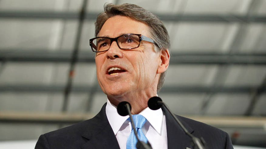 Former Texas governor announces second presidential bid