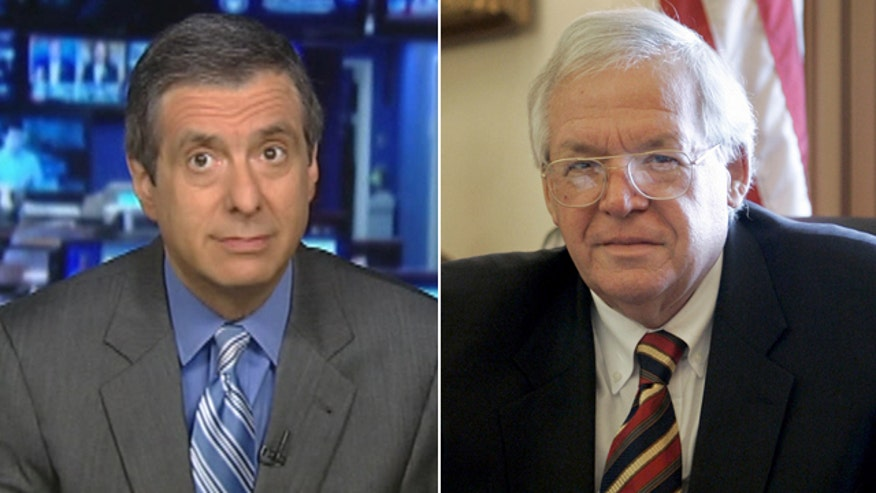 'Media Buzz' host reacts to media coverage of Dennis Hastert abuse scandal